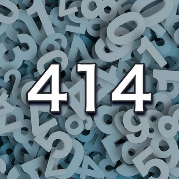 エンジェル ナンバー 414
